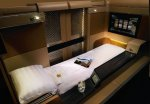 Traveling first class regardless of your cabin