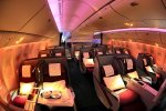 How to save on business class flights