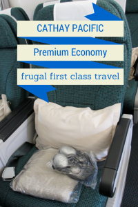 Cathay Pacific Premium Economy review