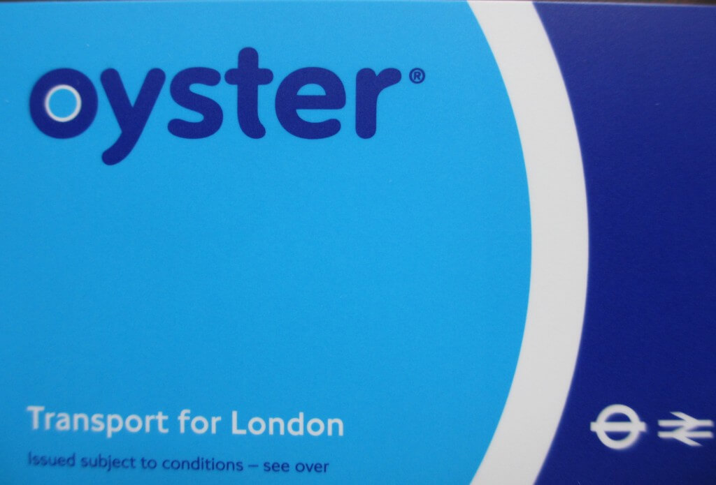 London Oyster Card frugal first class travel How to use metro trains in Europe