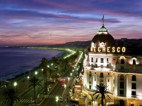 For a splurge in Nice, it has to be the Negresco