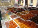 European markets: the Cours Saleya market in Nice