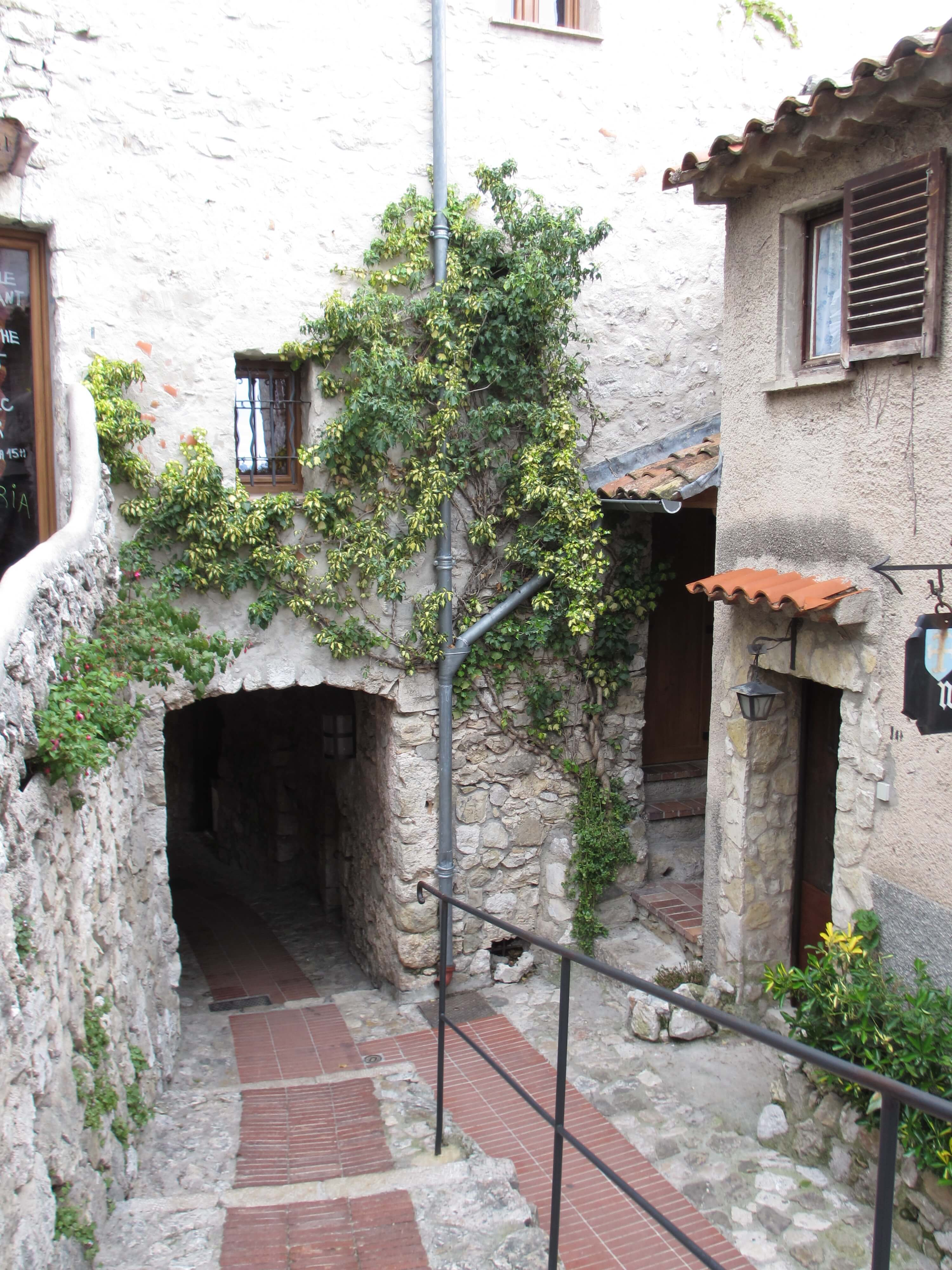 The pretty hilltop town of Eze is an easy half day trip up the Corniche - great views en route make it even better!