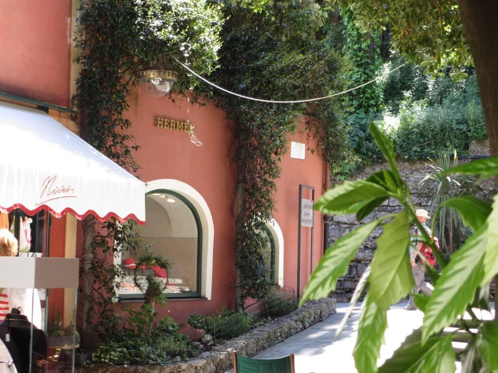 Day trip Cinque Terre to Portofino, Hermes boutique Portofino
