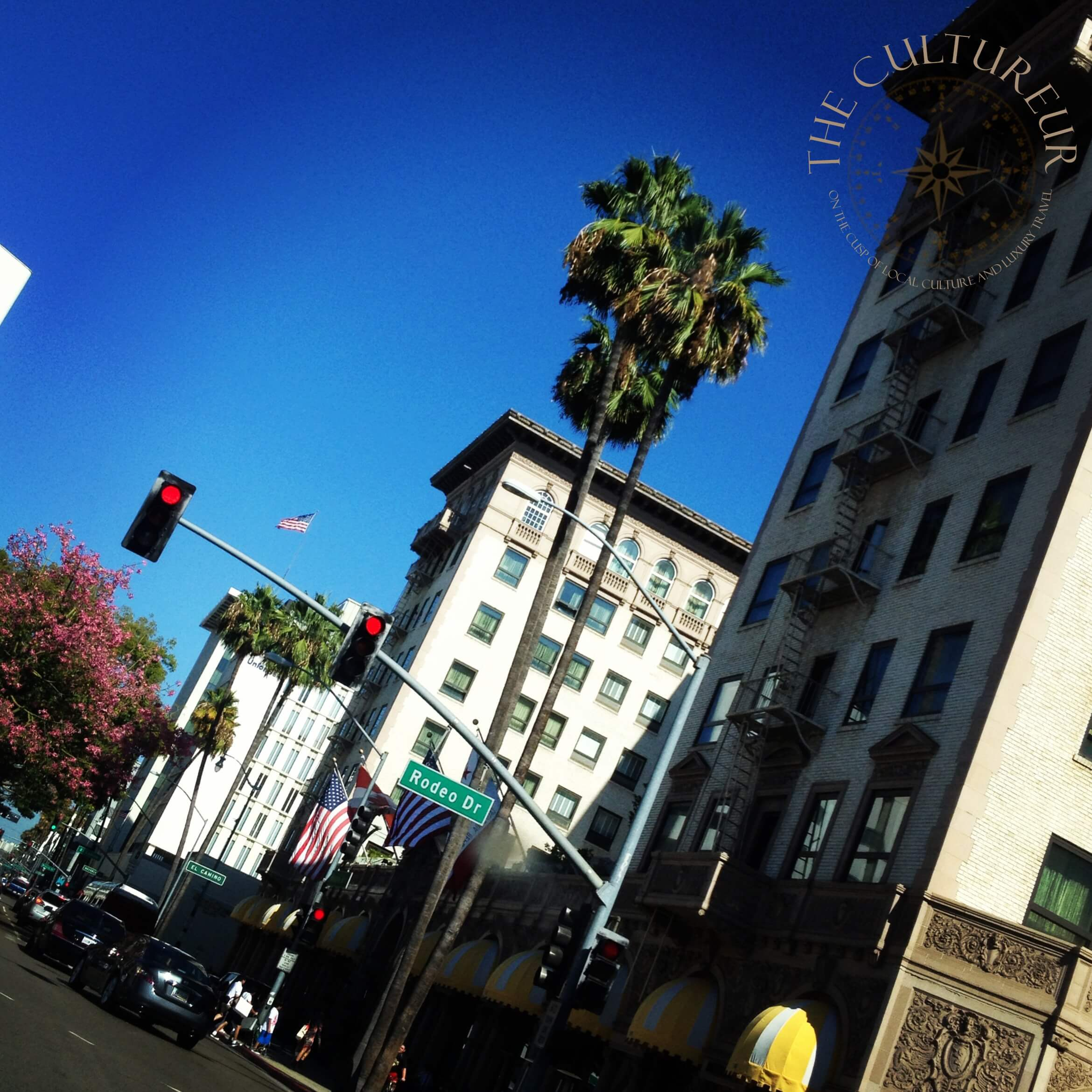 Rodeo Drive (celebrity free in this shot!)
