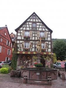 The route de vins in Alsace in photos
