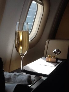 Etihad Airways Diamond First Class review update