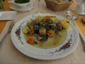 Eating and drinking in Alsace