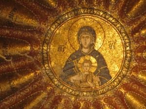 A visit to Chora Church in Istanbul