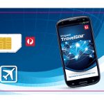 mobile phone, Australia Post travel SIM card