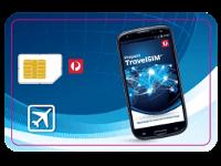 mobile phone, Australia Post travel SIM card