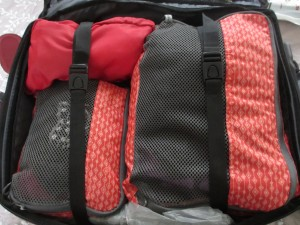 One bag travel: packing cubes reviewed