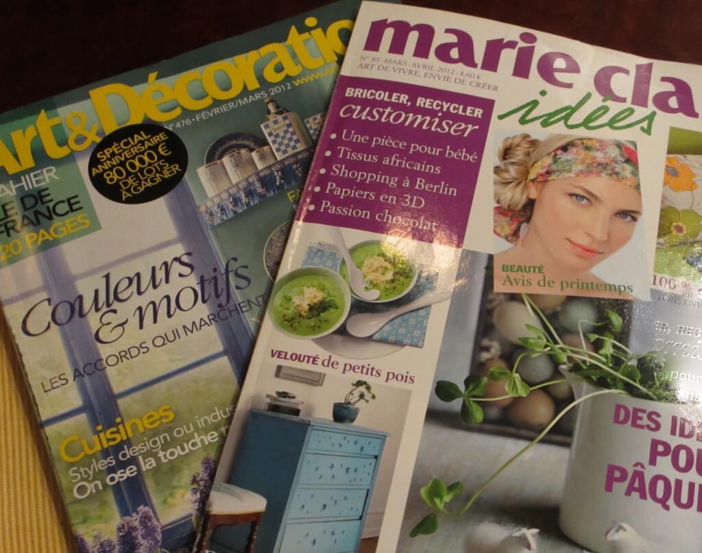 french language magazines