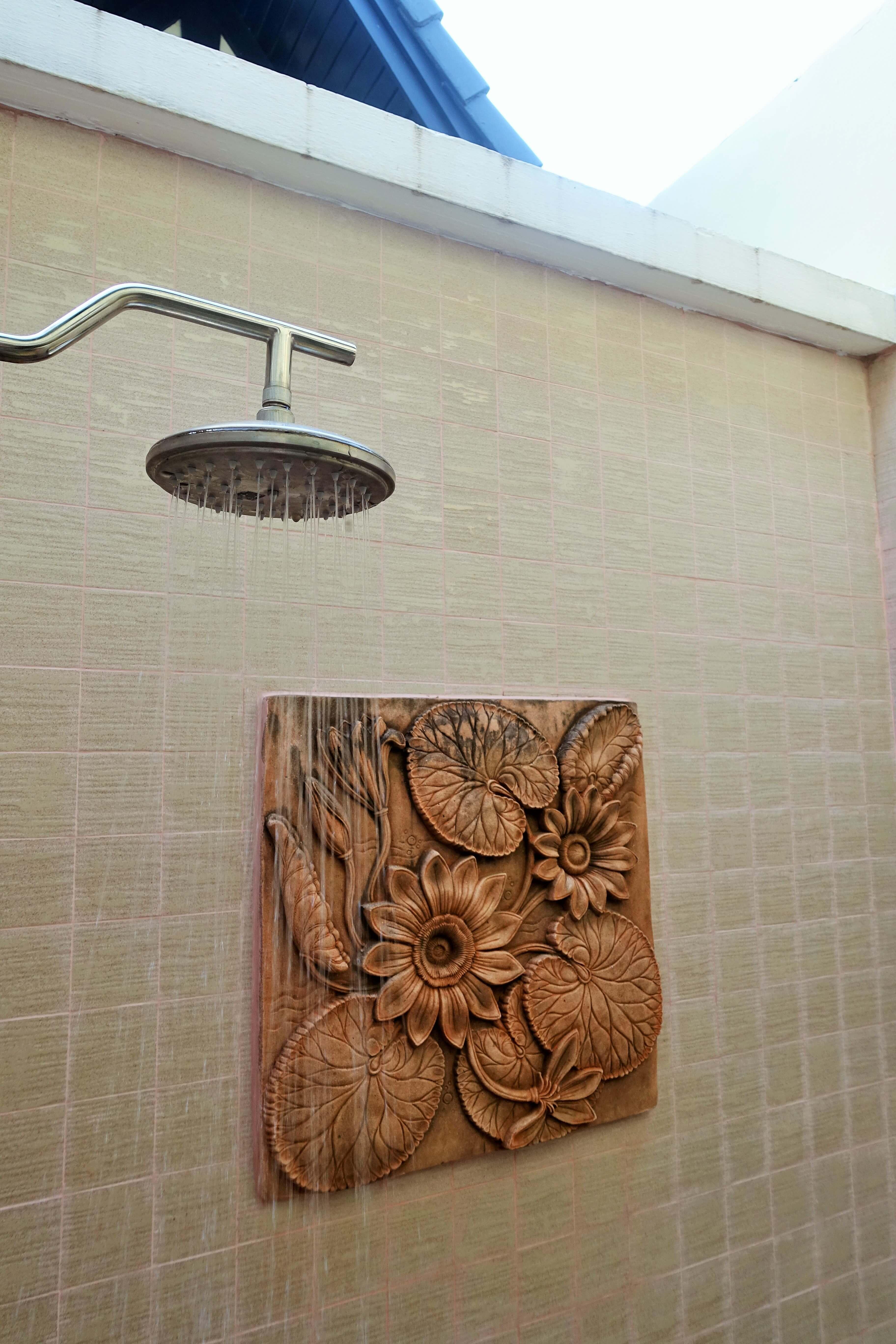 outdoor shower, Angsana Laguna Phuket