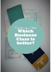 Emirates versus Etihad:  which business class is better?