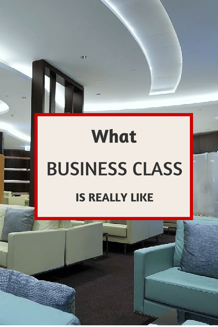 What Is A Business Class Flight Like Frugal First Class