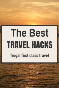 Using the best airline hacks I know