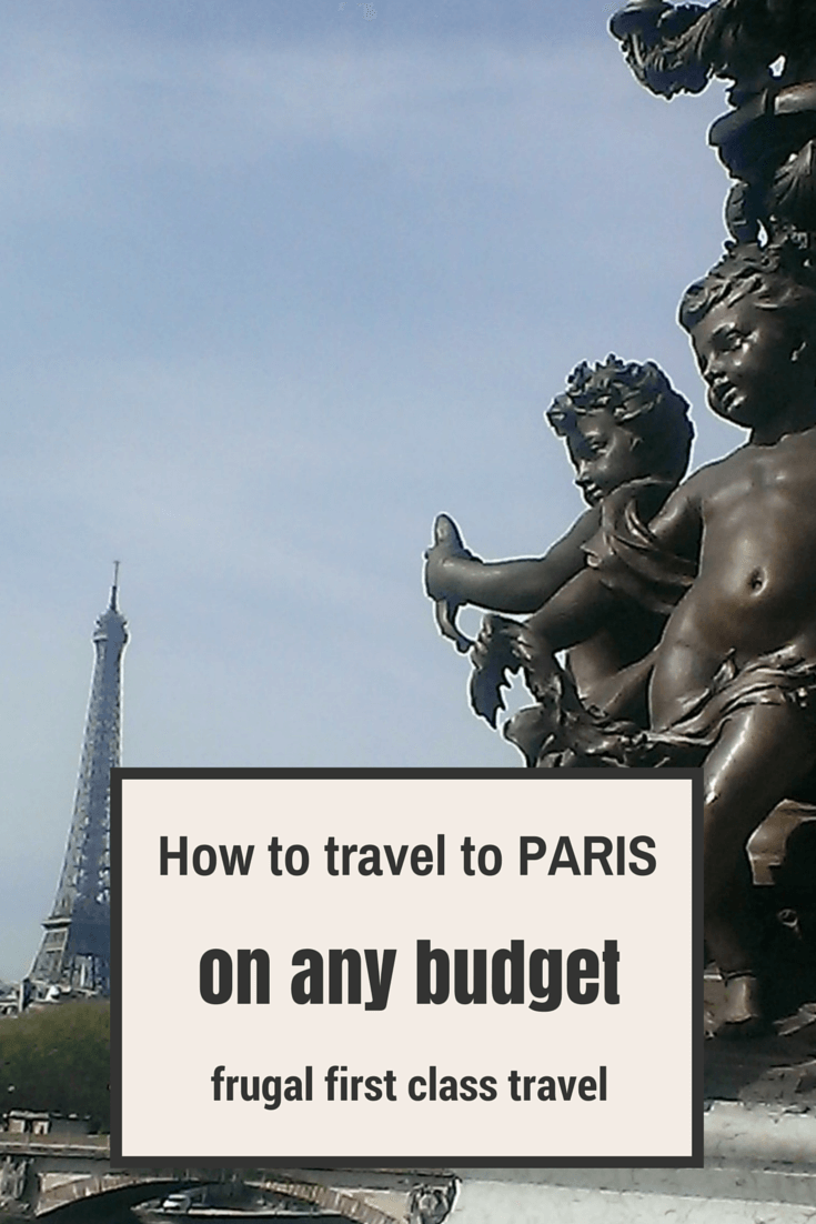 How to travel to Paris on any budget
