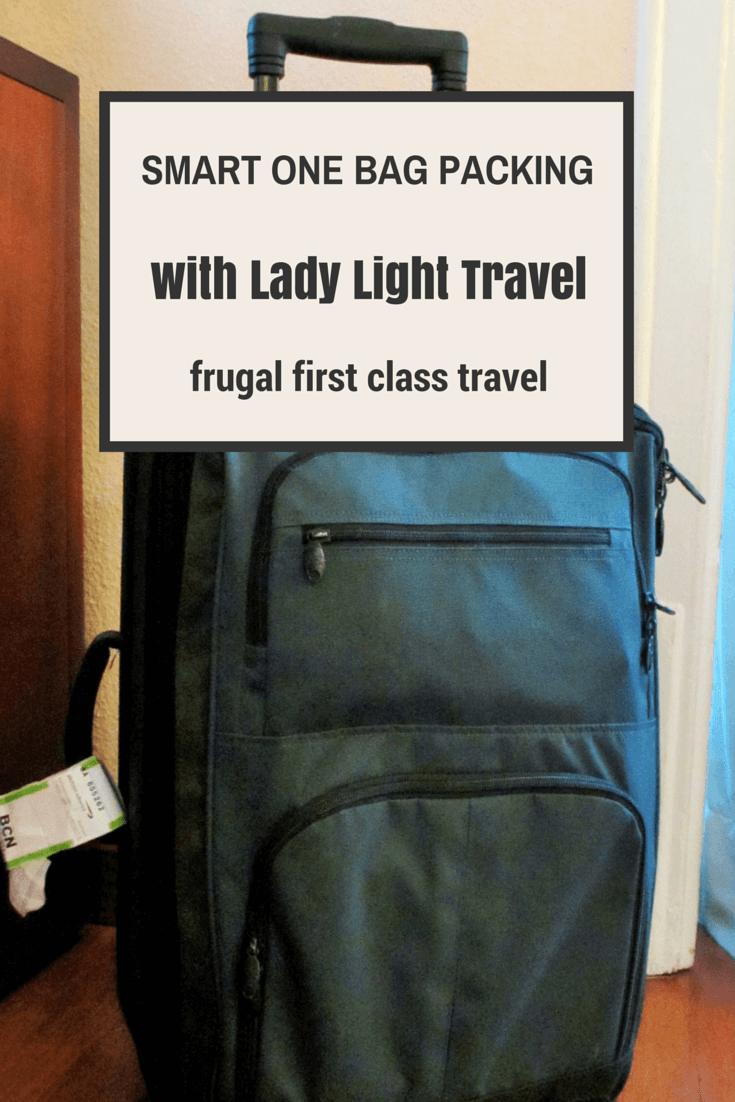 One bag traveler