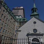 A unique experience in Quebec City frugal first class travel