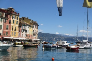 Should you stay in Portofino or the Cinque Terre? frugal first class travel