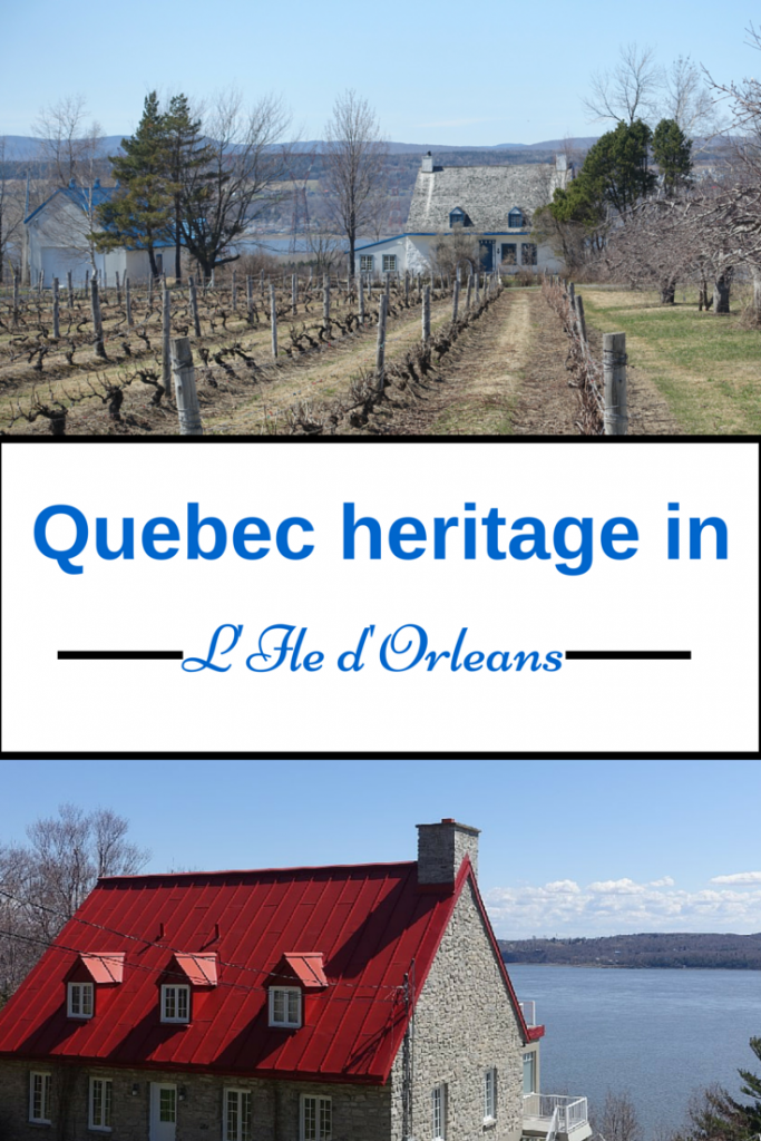 Why you need to make a day trip to Ile d'Orleans