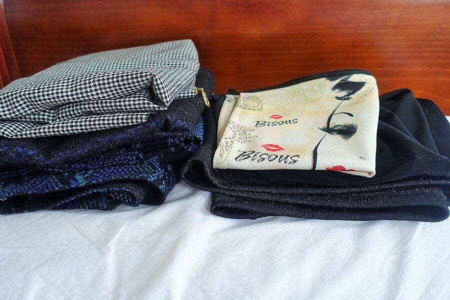 Zippy skirts: the best travel skirt for packing light