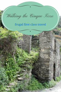 Three great walks in the Cinque Terre for non-hikers
