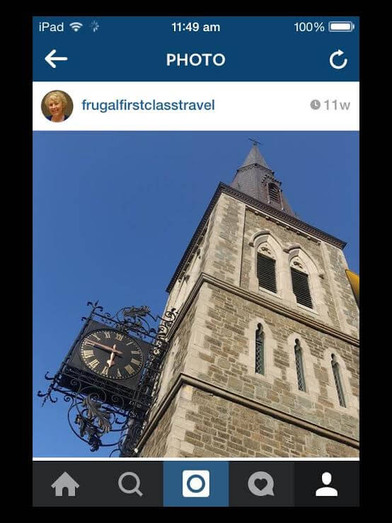 My best photos of Québec: Instagram edition frugal first class travel