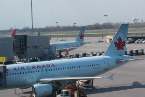 Air Canada Business Class Review frugal first class travel