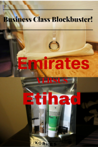 Etihad versus Emirates: which Business Class is better