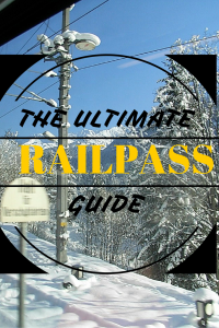 How to choose a railpass