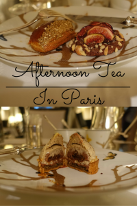 Is the best afternoon tea in Paris at the Hotel Meurice?