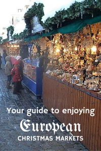 Guide to European Christmas market