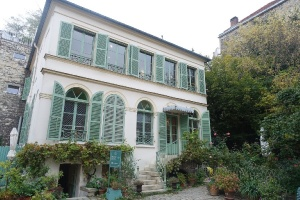 Three free museums in Paris you need to visit - exterior of the Musee de la Vie Romantique