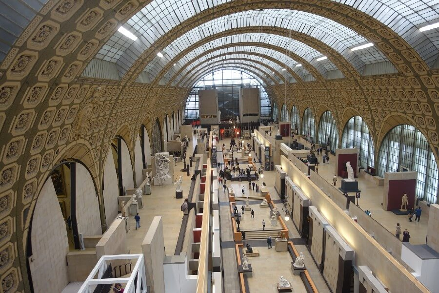 View of the Musee d'Orsay Join me on a Musee d'Orsay Private Tour