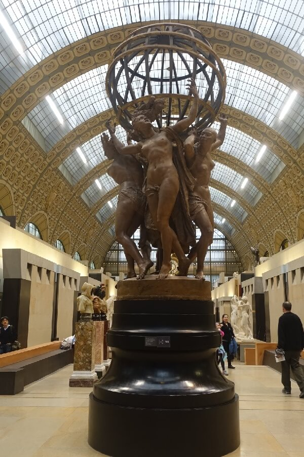 Musee d'Orsay Private Tour