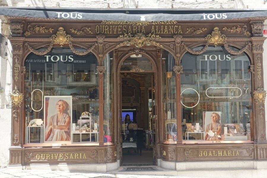 old shop in Lisbon Portugal Best things to do in Lisbon in 48 hours frugal first class travel
