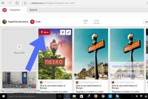Use Pinterest to plan your vacation: a beginner's guide
