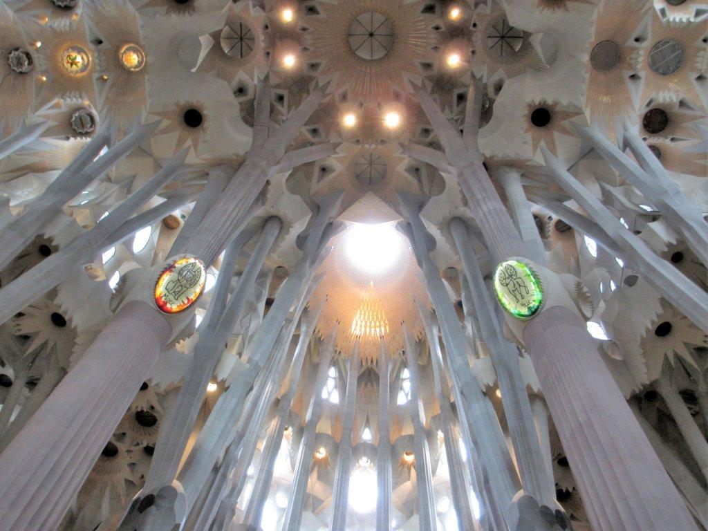 Interior of Sagrada FamiliaPlanning a trip to Europe: where to start