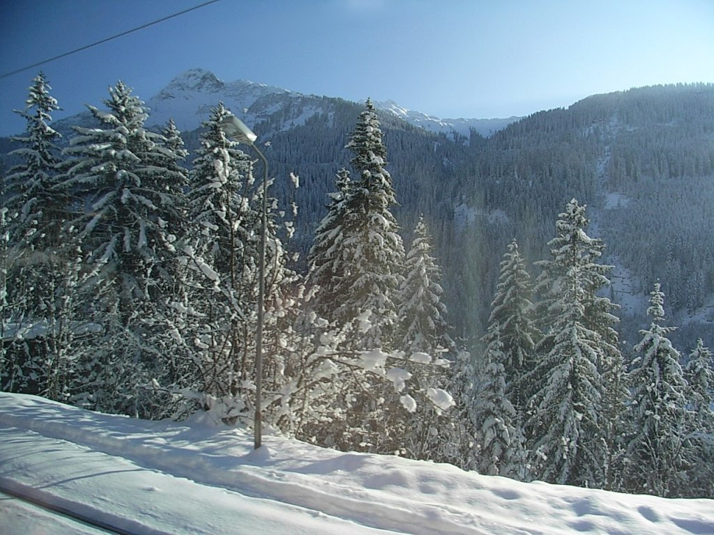 Train travel in Europe in the winter Planning a trip to Europe: where to start
