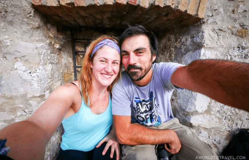 Inma Gregorio and Jose Martinez run A World to Travel