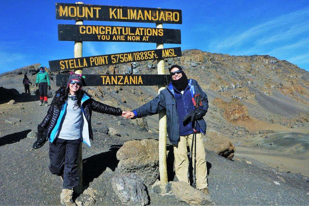 Kilimanjaro Stella Point RoarLoud.net