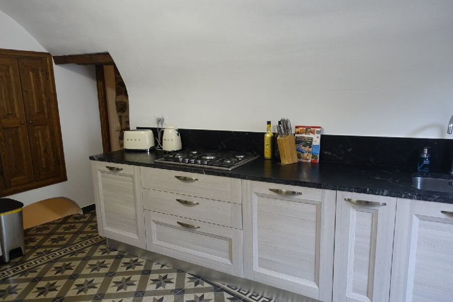 Kitchen liguria holiday homes pigna