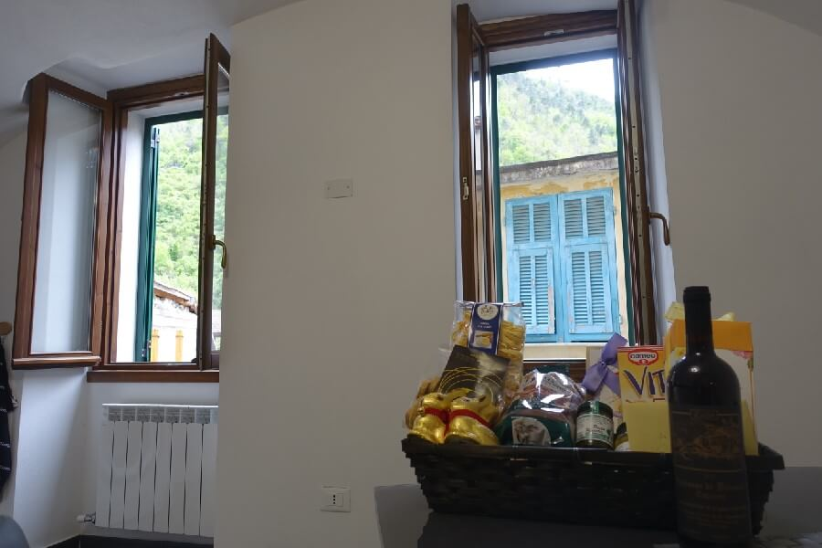liguria holiday homes Pigna