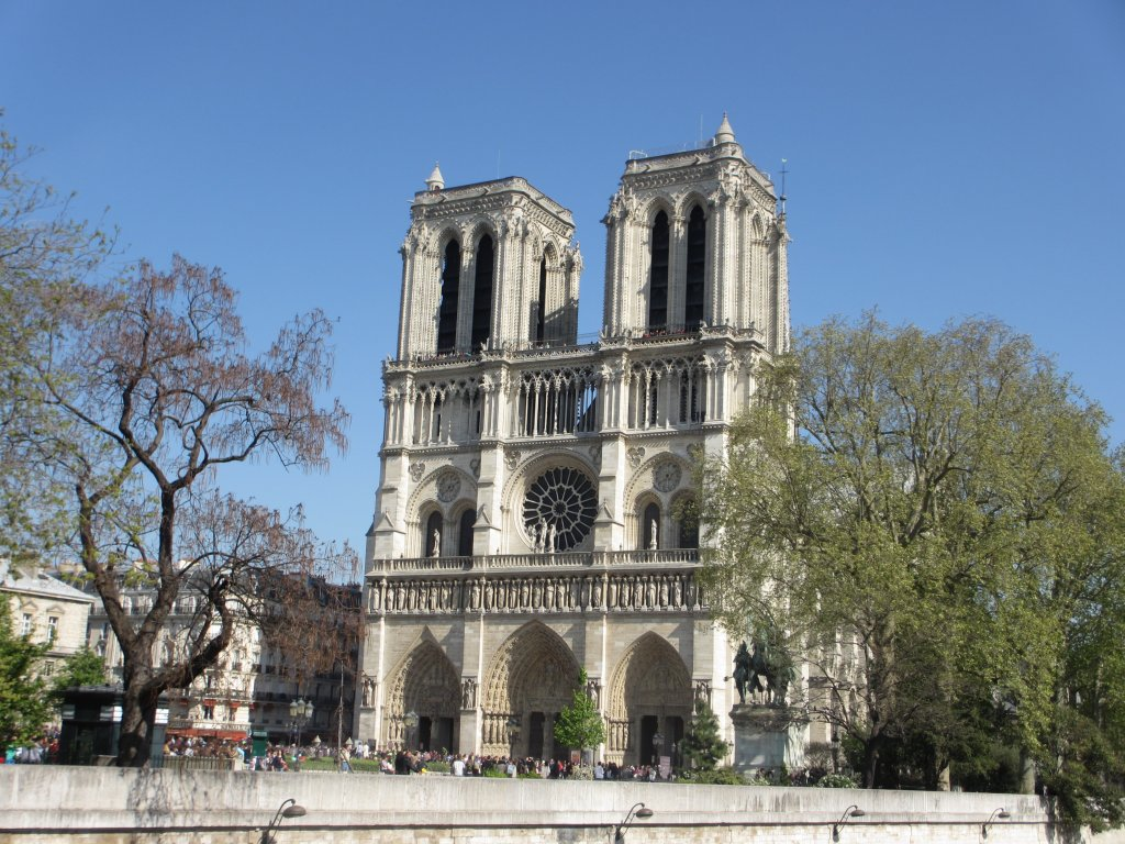 Notre Dame Cathedral Paris Has Paris changed? Should you plan a visit to Paris?
