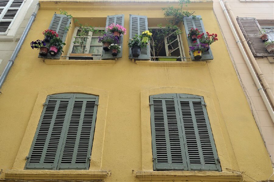 Shutters on windows in MarseilleIs Marseille worth visiting? Things to do in Marseille