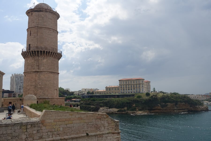 Old lighthouse Marseille Vieux Port Is Marseille worth visiting? Things to do in Marseille