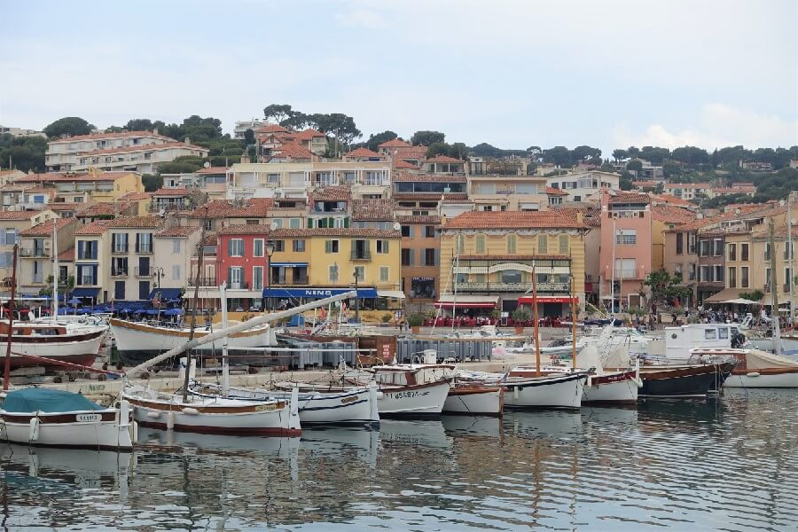 French Riviera travel: a day trip to Cassis Harbour at Cassis