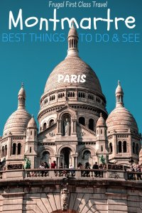 Montmartre Pinterest pin